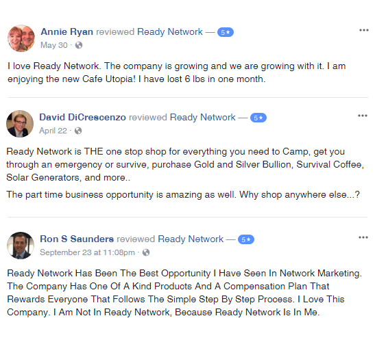 Join Ready Network
