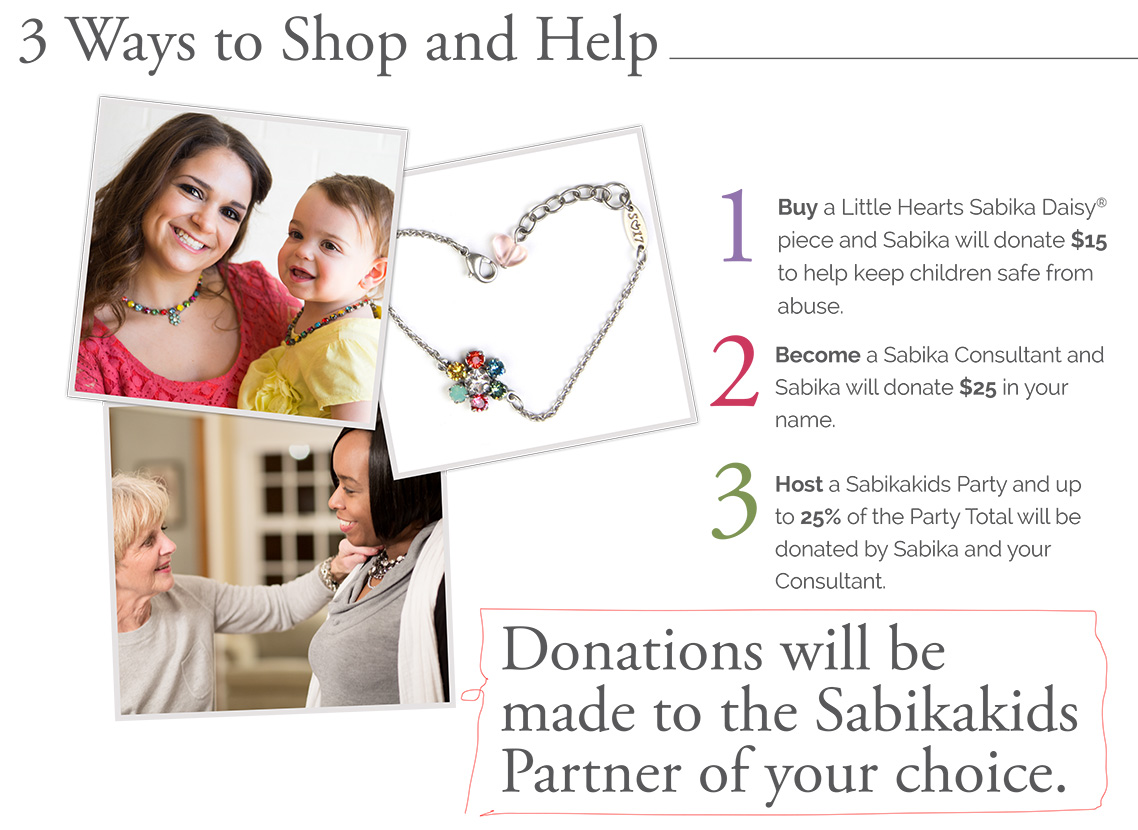3 Way to Shop and Help