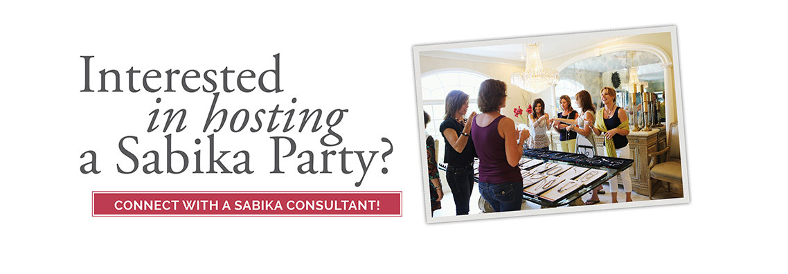 Interested in hosting a Sabika Party? Click here to connect with a Sabika consultant!