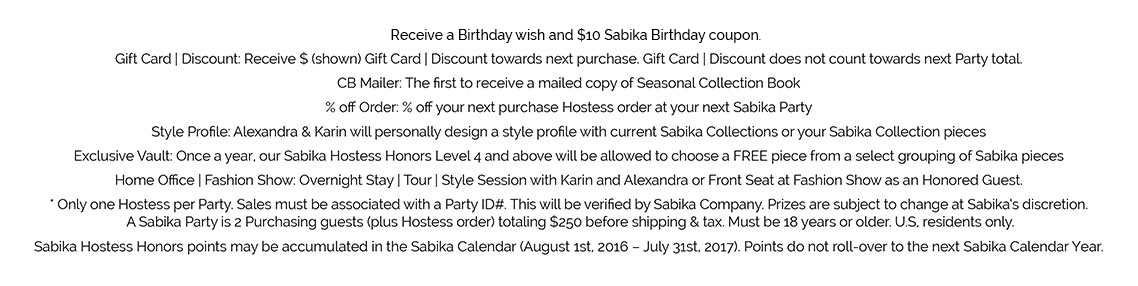 Birthday: Receive Birthday Wish and Special Sabika Piece from Sabika.