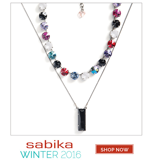 Sabika Winter 2016 - Click here to shop now.