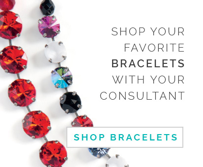 Shop your favorite bracelets now with your Sabika Consultant. Click here to shop bracelets.